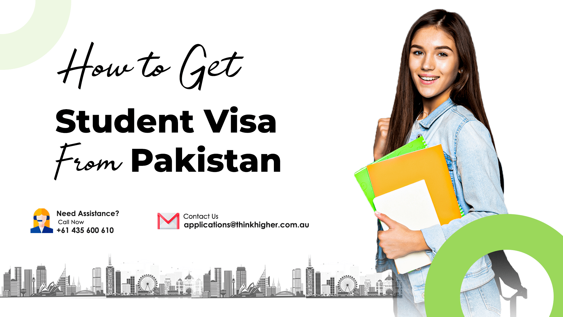 How to Get a Student Visa from Pakistan