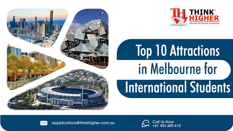 Top Attractions in Melbourne for Students