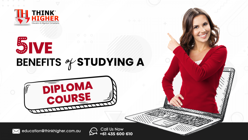 Five Benefits of Studying Diploma Courses