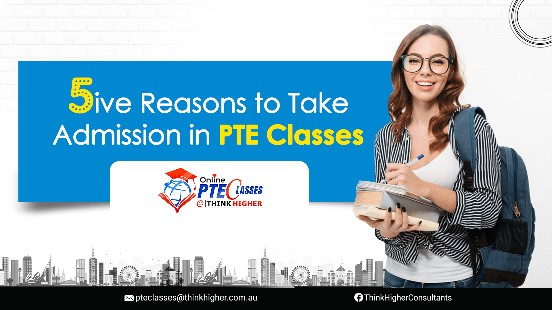 Five Reasons to Take Admission in PTE
