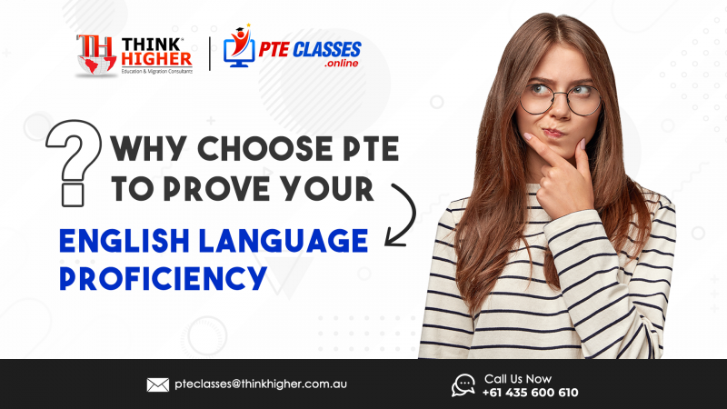 Why Choose PTE